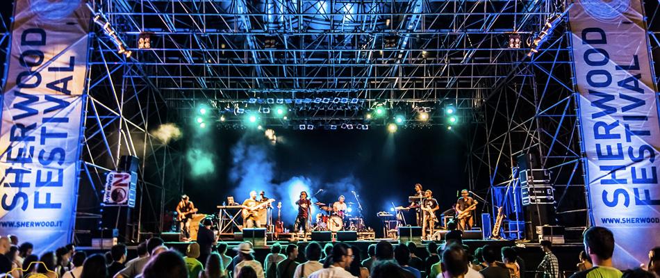 Sherwood Festival 2014 Padova Mestre