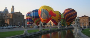 Estate a Padova: 6 Idee e attività da svolgere gita mongolfiera
