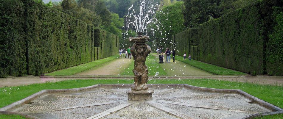 Turismo Padova Giardini Di Valsanzibio Hotel Al Cason