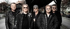 L'hard rock infuocato dei Deep Purple si esibisce a Padova