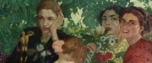 Le opere giovanili di Casorati in mostra a Padova