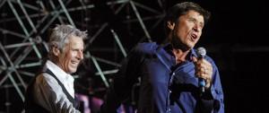 Doppio concerto a Padova per Claudio Baglioni e Gianni Morandi: il 19 e 20 febbraio arriva il 'Capitani Coraggiosi Tour'