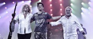 Queen+Adam Lambert: Miti generazionali si incontrano